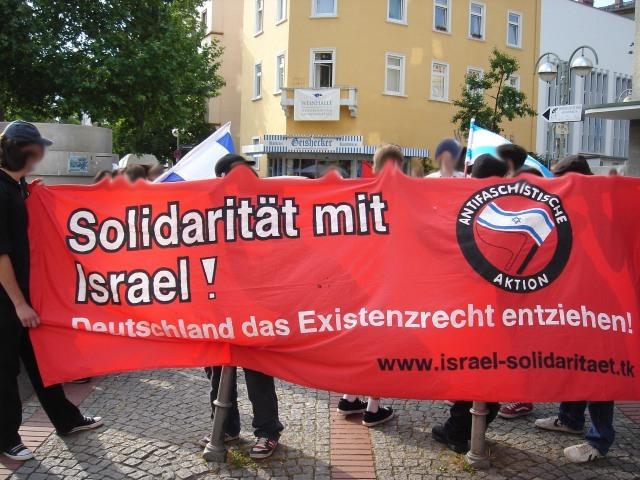 israel solidarity